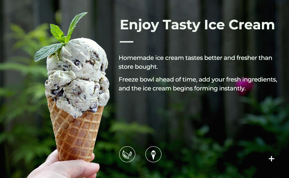 ice cream Machine Gelato Sorbet Maker Frozen Yogurt