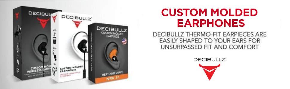 Custom Molded earphones