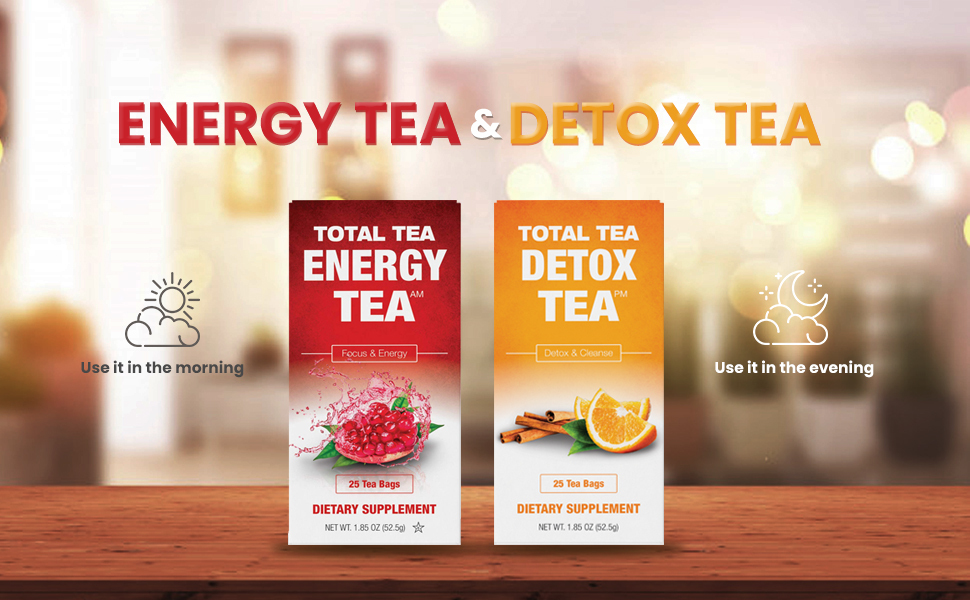 Energy and Detox Tea