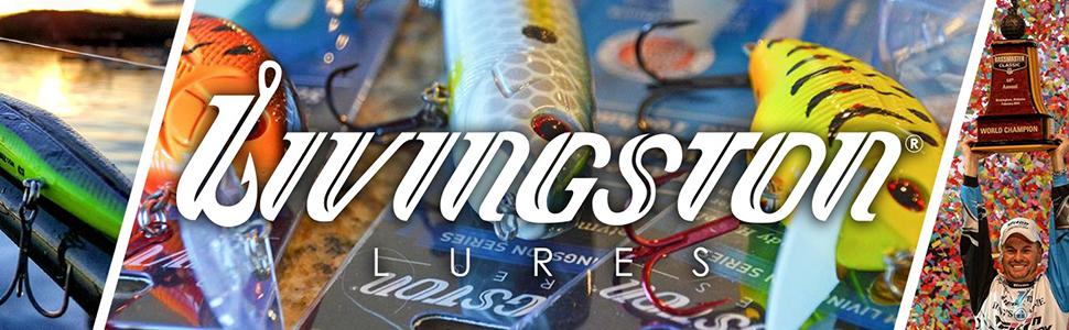 Livingston Lures - Header