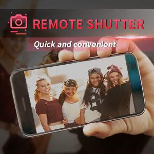 Remote Camera Capture