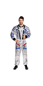 Astronaut Pilot Costume