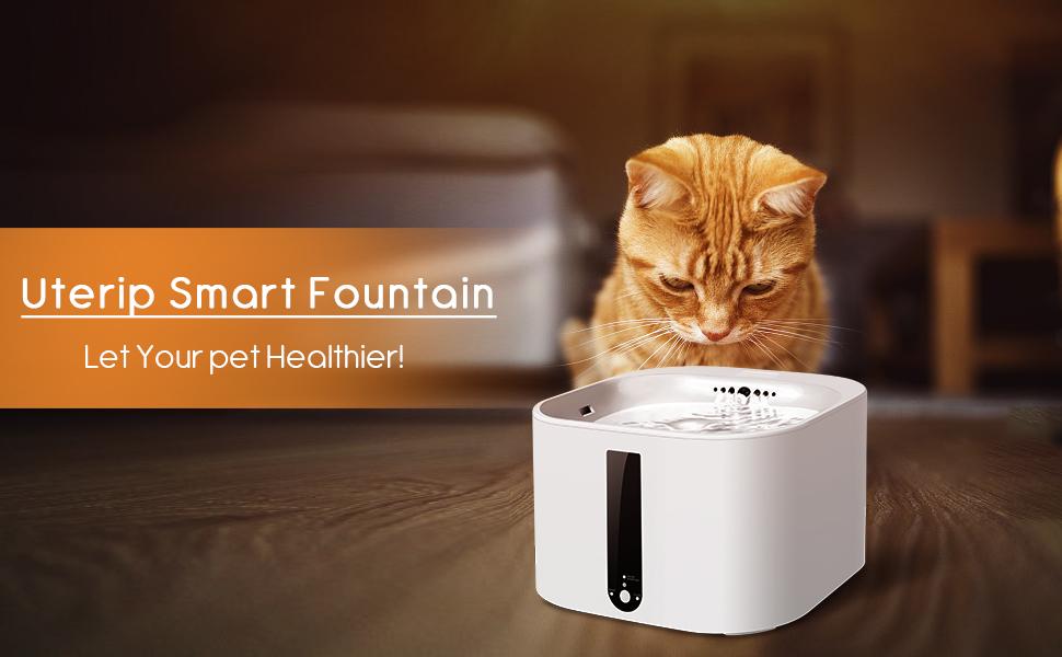Uterip smart pet fountain