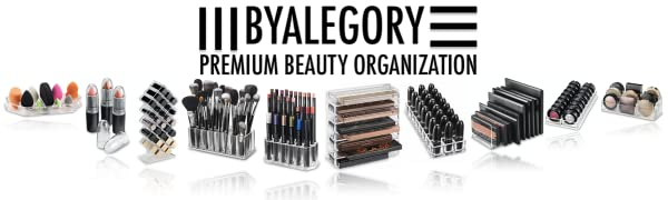 logo all beauty care cosmetic storage by alegory