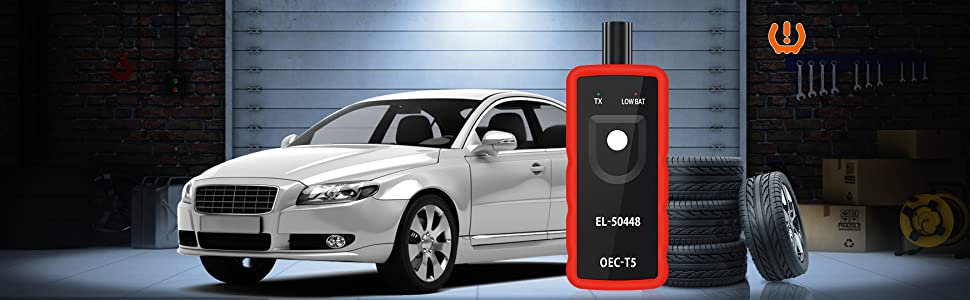 EL50448 is a TPMS Relearn tool to work