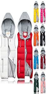 Kulywon 10 Colors Fashion Women Autumn Winter Warm Coat Vest Cotton Jacket …