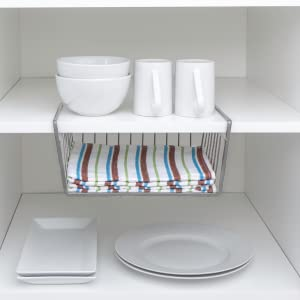 Smart Design ProMart SmartDesign Home Organization Products Home Shelf Storage Shelves Kitchen