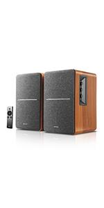 active bluetooth bookshelf speakers