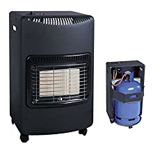 SMARTFLAME Gas Cabinet Heater