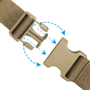 medium dog harness