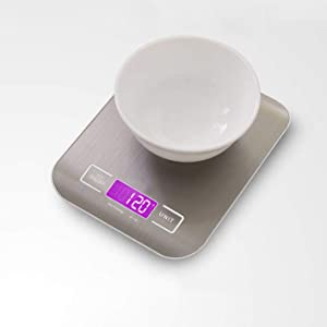 food cooking diet nutritional scale