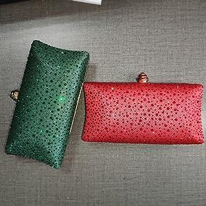 Crystal Clutch Bags