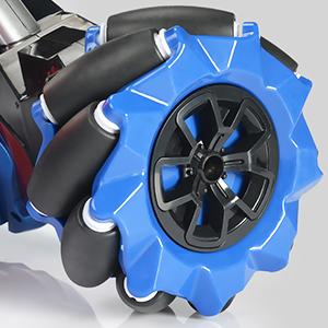 Multi-Directional Wheels R/C