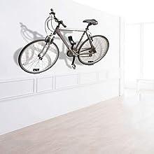 bike pedal mount wall