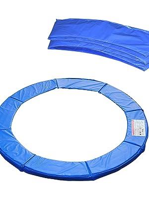 Randafdekking voor trampoline