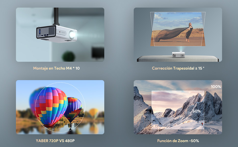Mini-Projektor