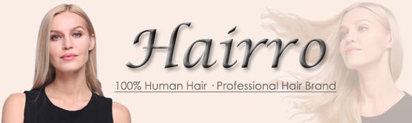 Hairro is a professional hair brand