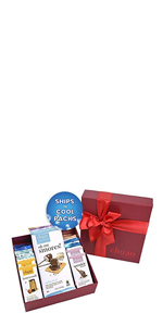 Assorted Deluxe Dark amp; Milk Chocolate Gift Box (Pack of 15)