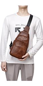 sling bag men