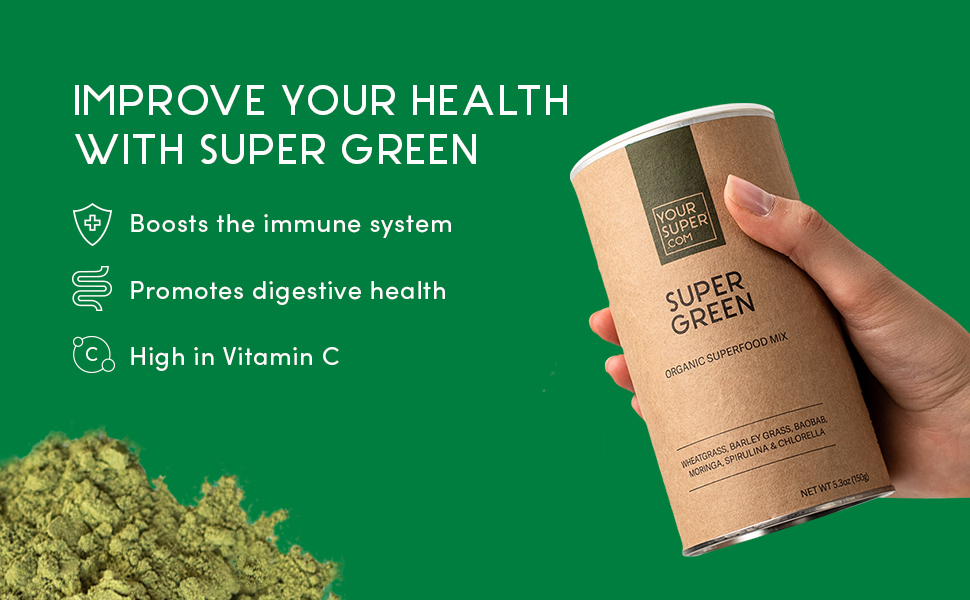 improve your health - your super