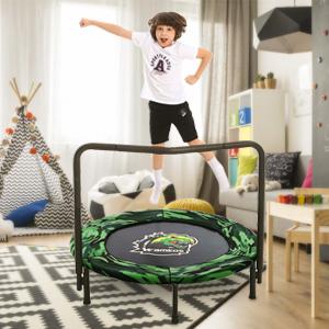 indoor kids trampoline