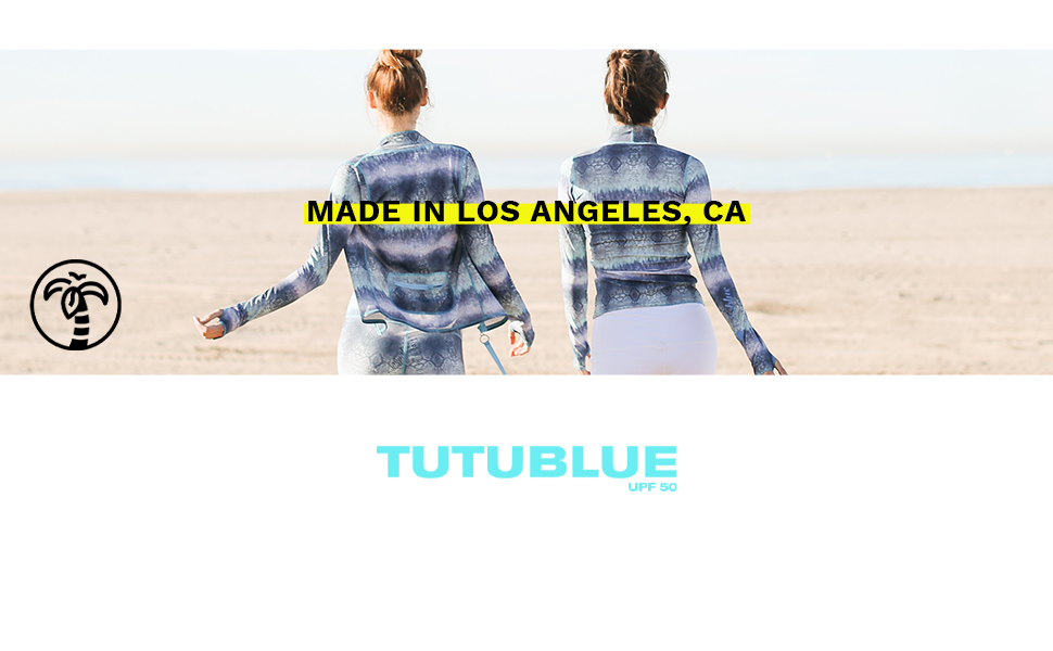 TutuBlue, Made in Los Angeles
