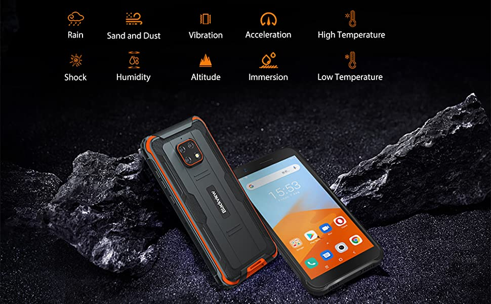 High quality Rugged Cell phone