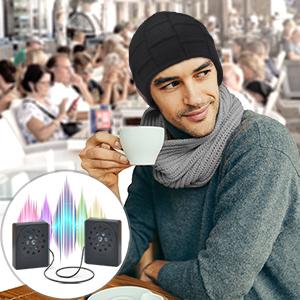 bluetooth beanie with headphones