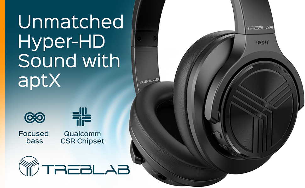 Unmatched Hyper-HD Sound with aptX