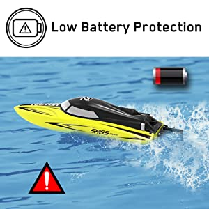 brushless rc boat