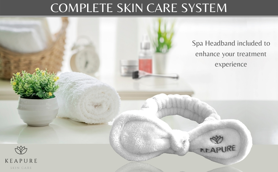 Complete skin care sets & kits for women