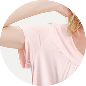 Women Soft and Breathable Fabric Nightdress
