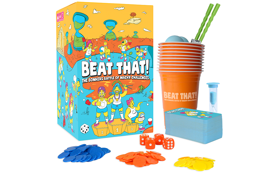 Beat That! Adult Party Game Mens Gifts