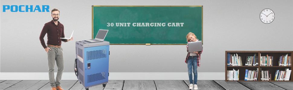 POCHAR-30unitChargingCart