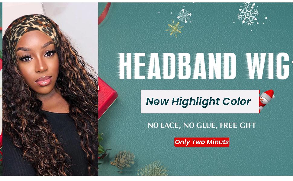 headband wigs
