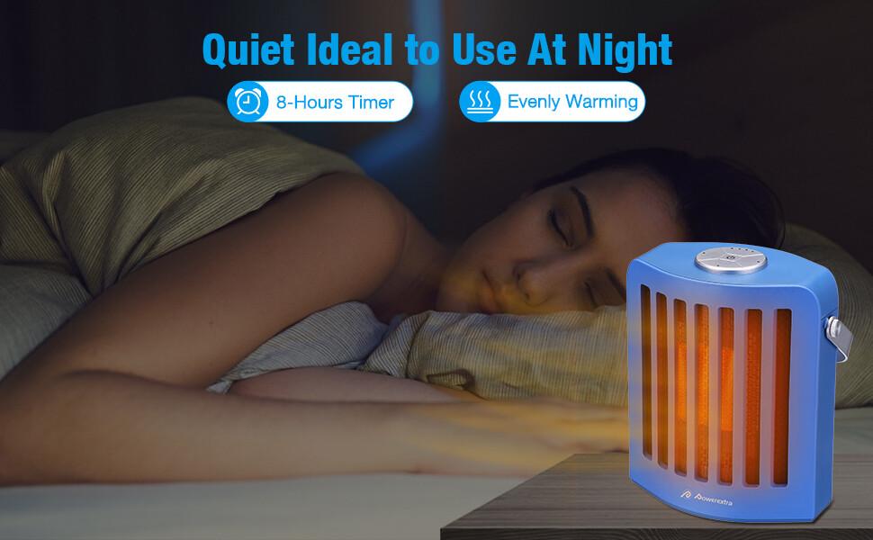 warn you at night