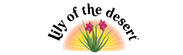 lily of the desert aloe vera products