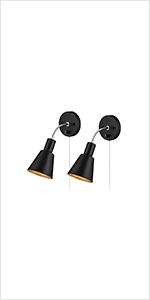 2-in-1 Wall Lamp