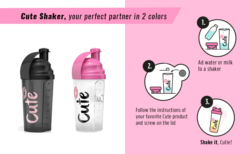 shaker diet shake powder healthy lifestyle blender supplements