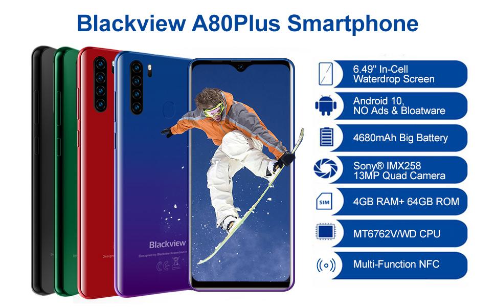 Blackview A80 Plus Smartphone