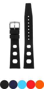 rubber rally strap