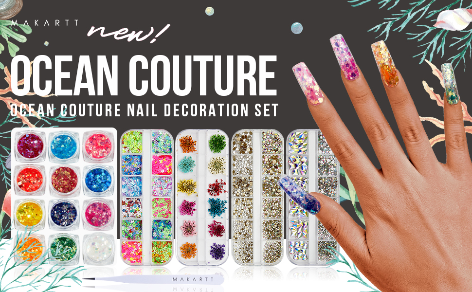 Makartt nail art accessories