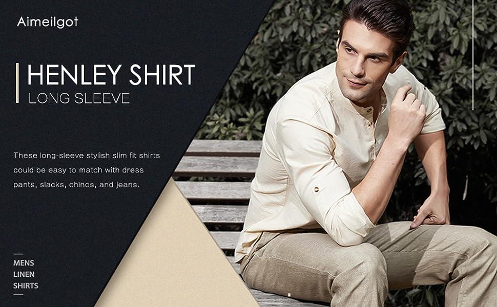 long sleeve,men linen ,men casual , shirt men,long sleeve linen,regular fit shirts,long sleeve linen