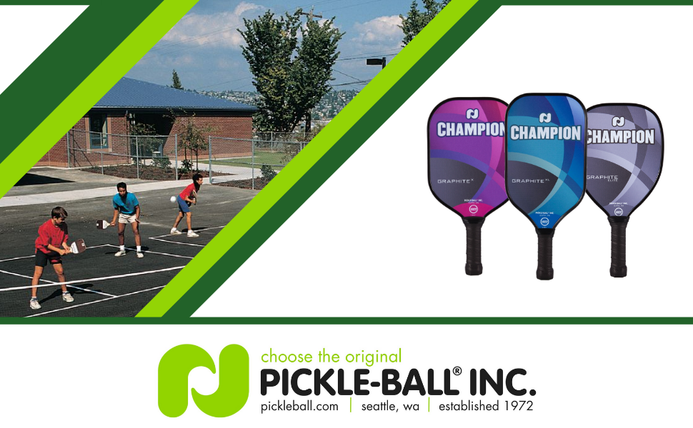Champion Graphite Paddle
