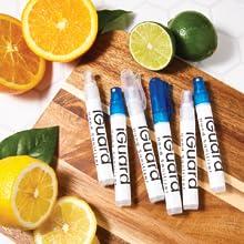 Orange citrus scent