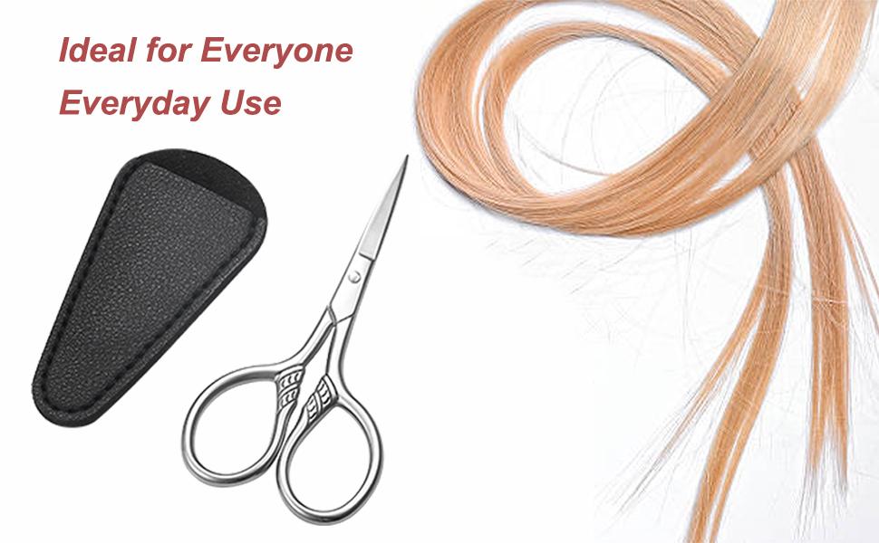 small scissors with sheath