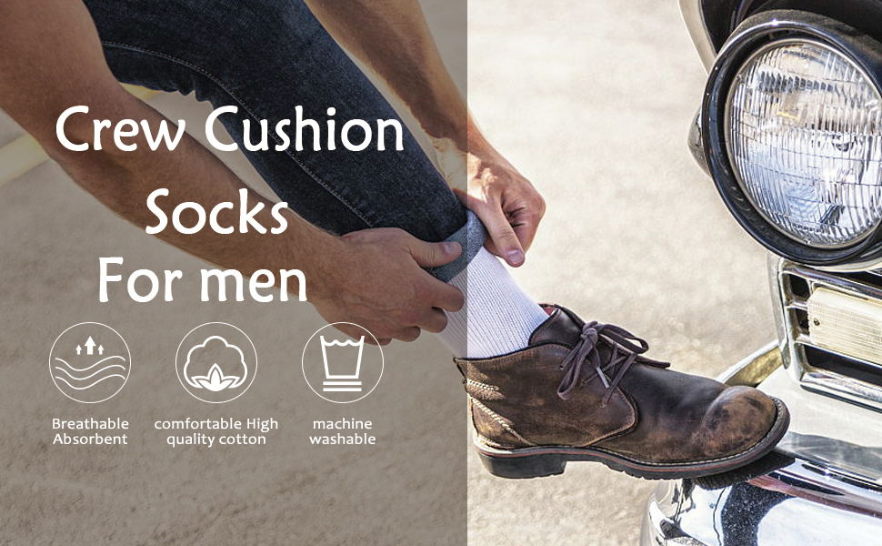 cushion socks