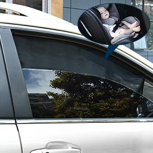 tendina parasole auto bambino