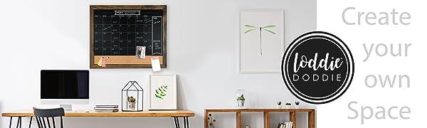 chalk calendar, chalkbaord, home decor, office decor, kitchen decor, cork bulletin