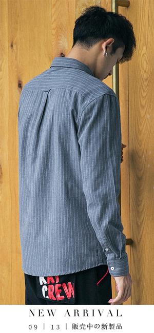 長袖 シャツ メンズ